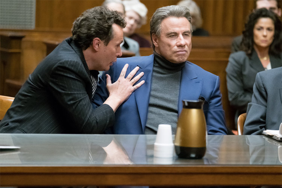 Infamous 'Gotti' Film Headed for Disc Sept. 25