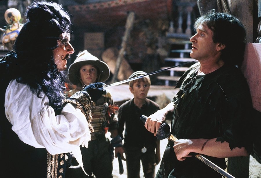 Spielberg's 'Hook' Coming to 4K UHD Oct. 9 From Sony