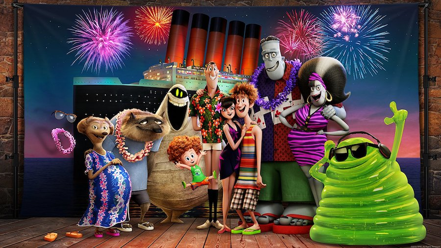 Animated 'Hotel Transylvania 3' to Haunt Fans on Digital Sept. 25, Disc Oct. 9 From Sony
