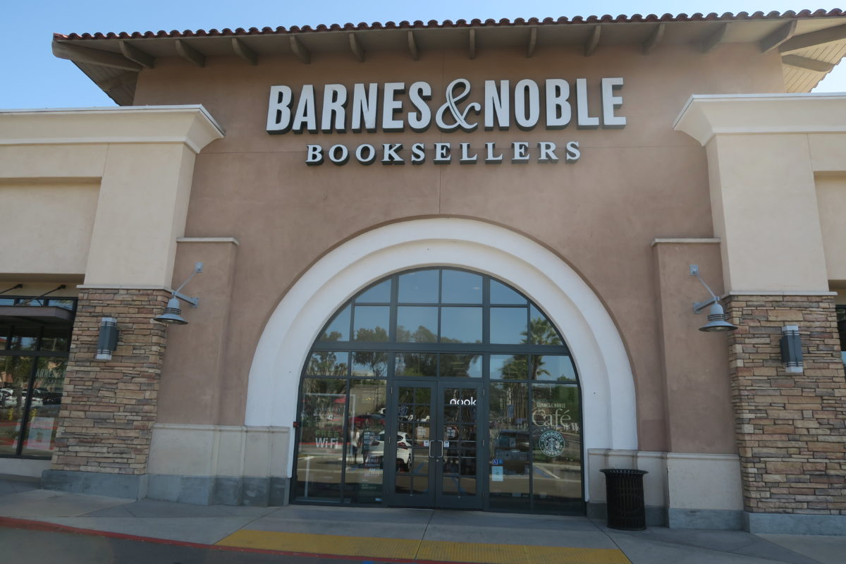Barnes & Noble Reveals Why Its Former CEO Was Fired