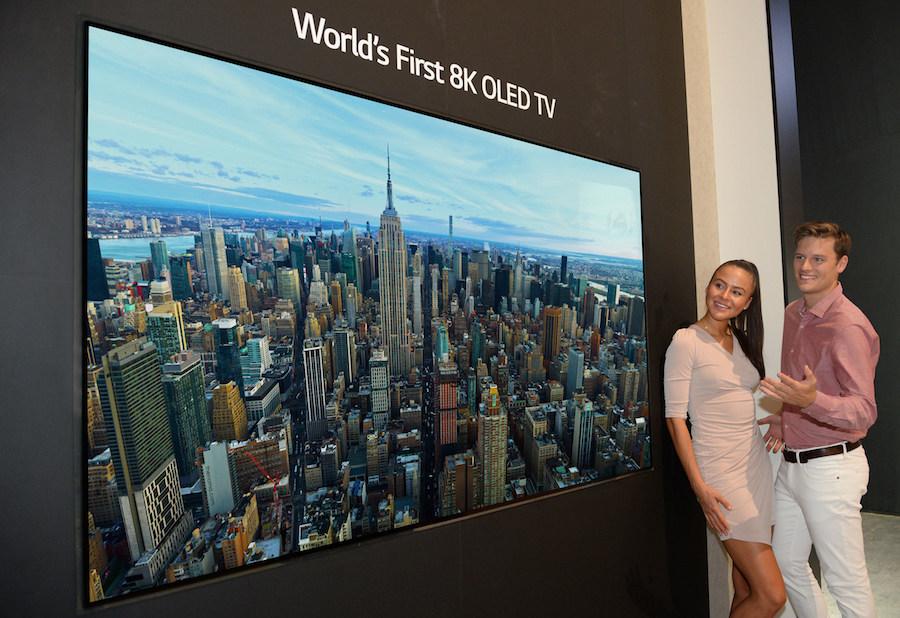 LG Electronics Touts Record 2020 Sales, Profits