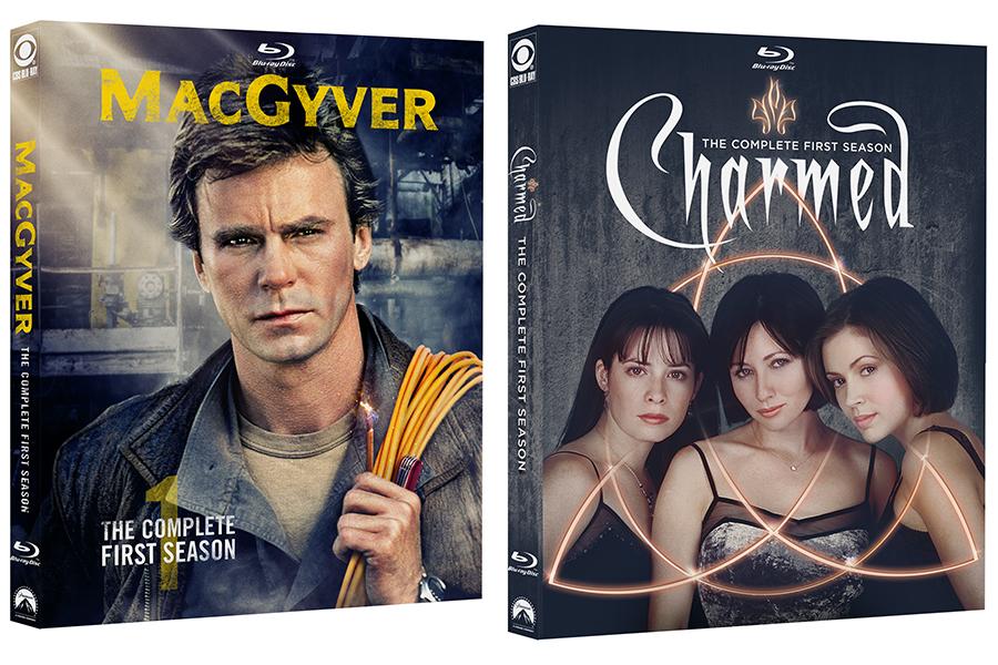 CBS Releasing Original 'Charmed,' 'MacGyver' on Blu-ray