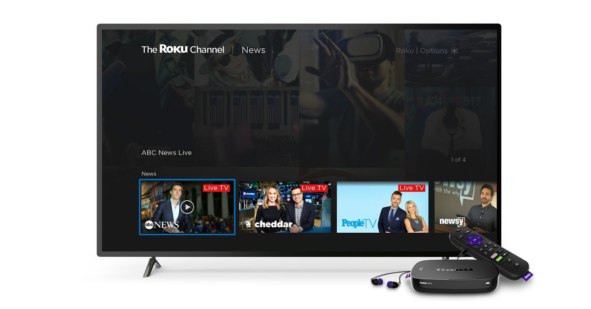 Roku Inks JVC to Smart TV Program