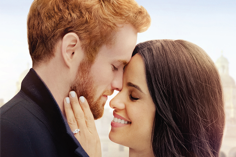 'Harry & Meghan' TV Movie Coming to DVD Oct. 16 From Lionsgate