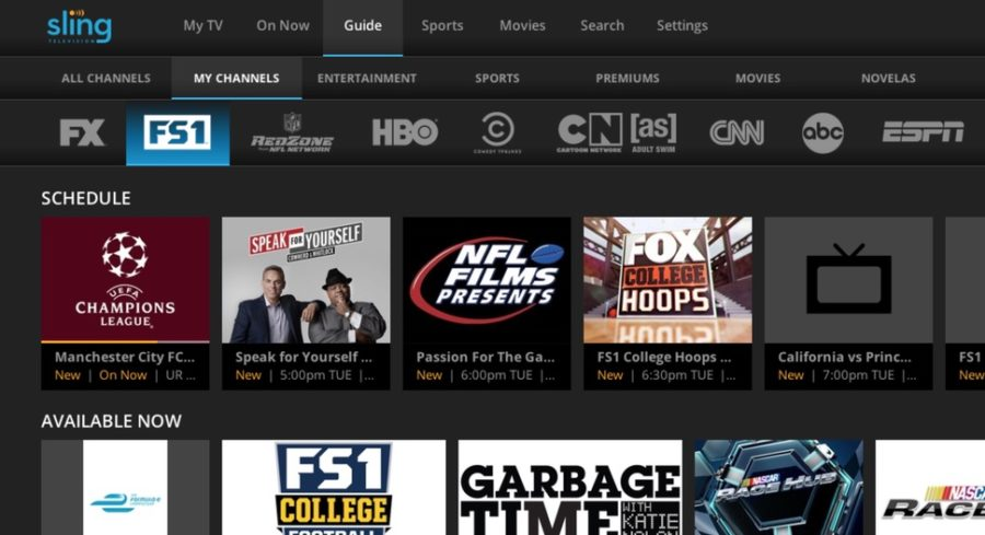 Sling TV Subscriber Growth Slowing