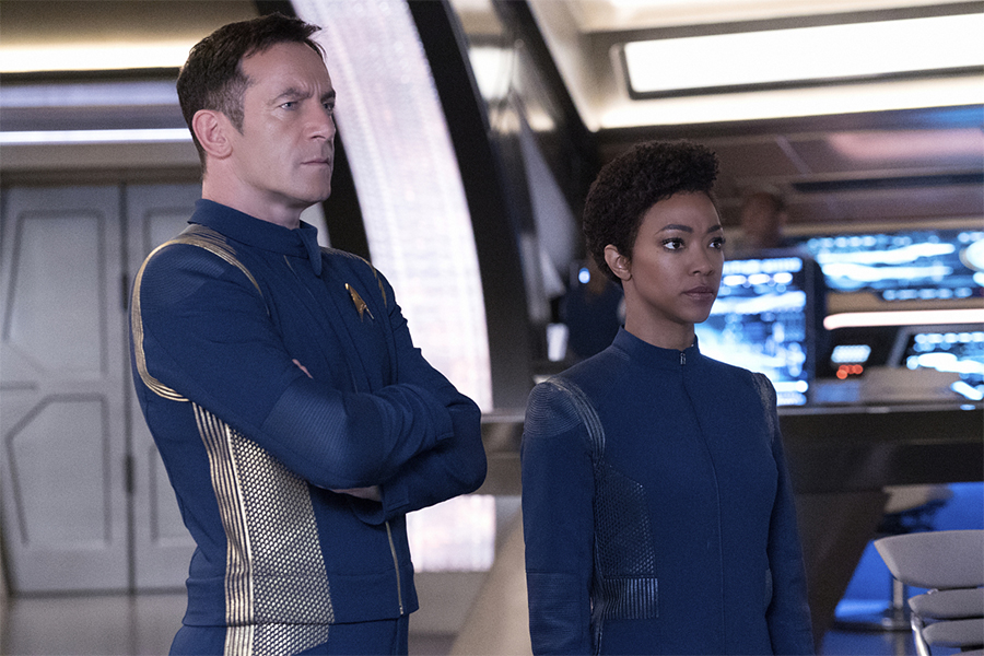 Paramount Re-releasing First Three Seasons of 'Star Trek: Discovery' as Boxed Set Nov. 2