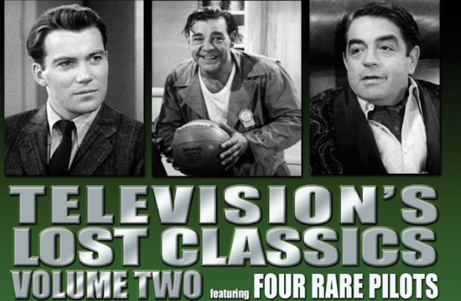 Classic TV Shows, Rare TV Pilots Among Titles Coming From VCI and MVD This Fall