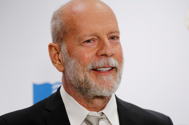 Bruce Willis Signed for First MoviePass Films Original Movie