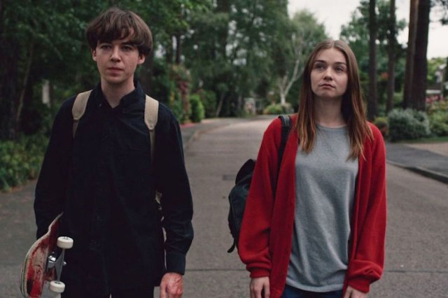 Netflix Re-Ups Second Season of 'The End of the F***ing World'