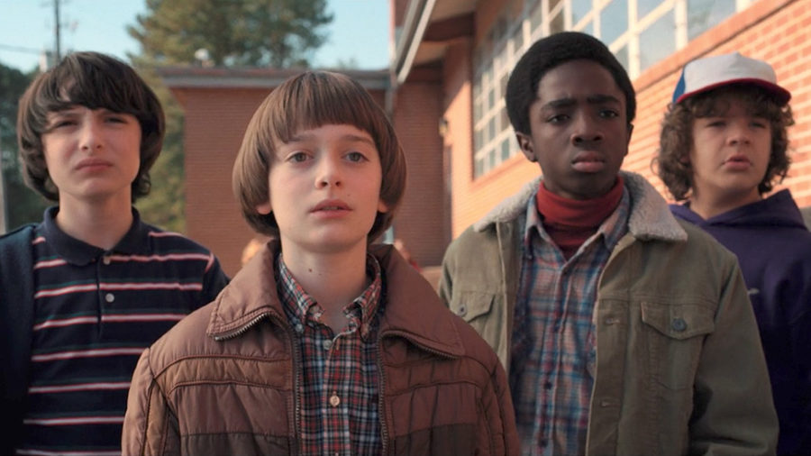 'Stranger Things' Ends Four-Week Stay at No. 1 for 'Umbrella Academy'