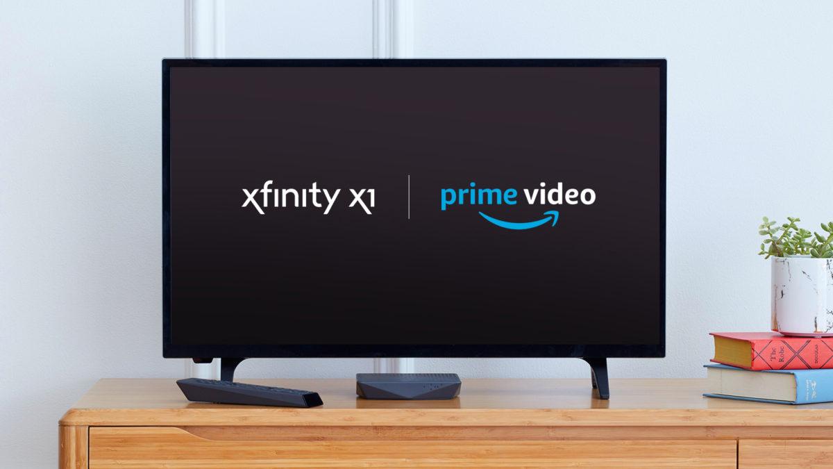 Comcast Adding Amazon Prime Video