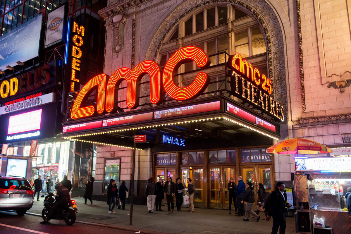 AMC Theatres to Sell AMC Networks Movies on Its Online Platform