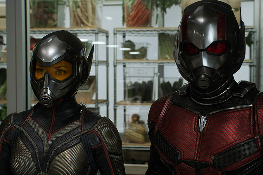 'Ant-Man and The Wasp' Makes Big Debut on Disc Sales Charts