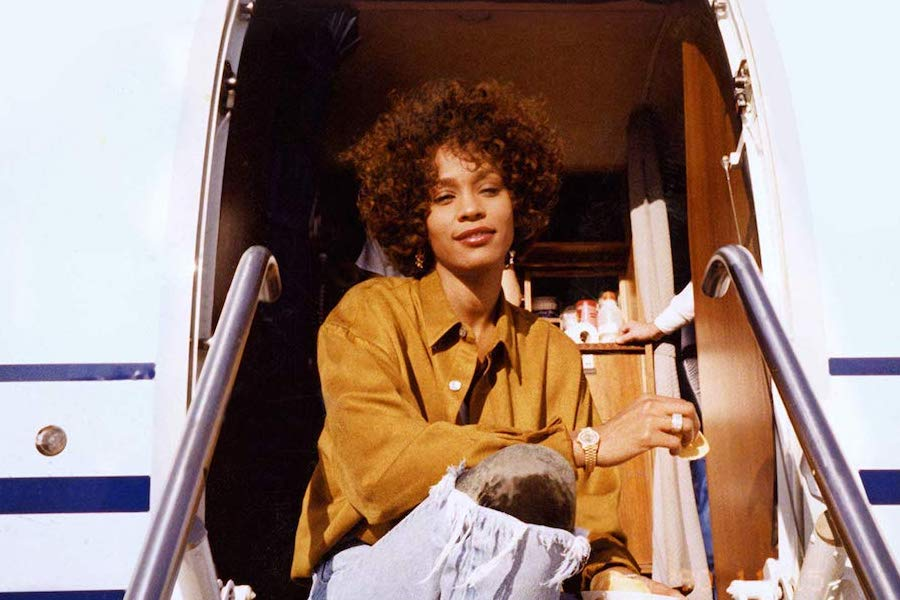'Whitney' Coming on Disc Oct. 16 From Lionsgate