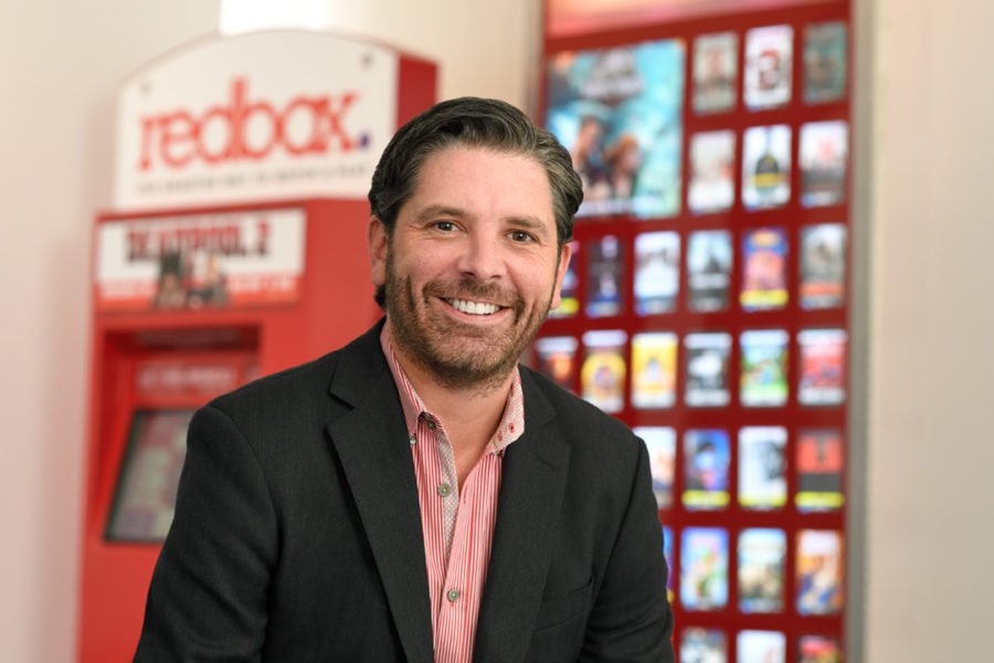 Redbox Revs Up Digital Movie Store with GM Hire