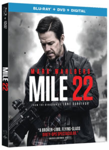 Universal Sets Home Release Dates for 'Mile 22' Actioner