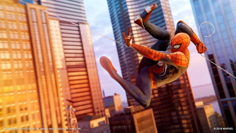 New 'Spider-Man' Video Game Sets Three-Day Sales Record