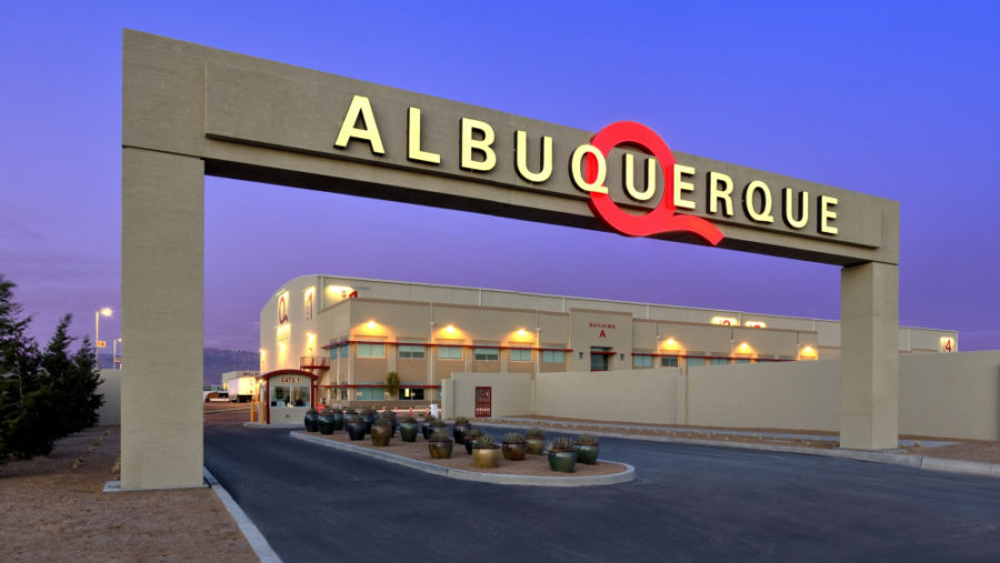 Netflix Buying 'Breaking Bad' Production Facility in Albuquerque, N.M.