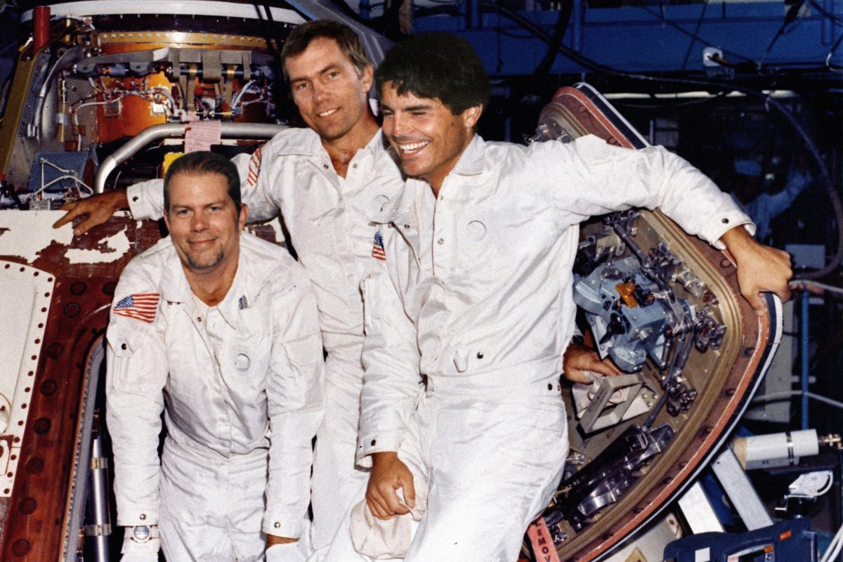 Indie Random Media Issues Faux Doc 'The Landing,' About Apollo Mission That Never Was
