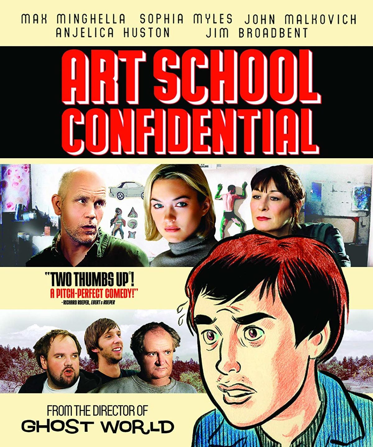 Mike's Picks: 'Art School Confidential' and 'Invasion of the Body Snatchers'