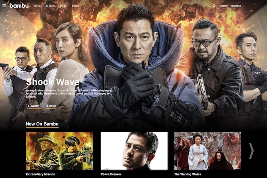 Cinedigm Will Launch Chinese Content Channel Bambu in First Quarter 2019
