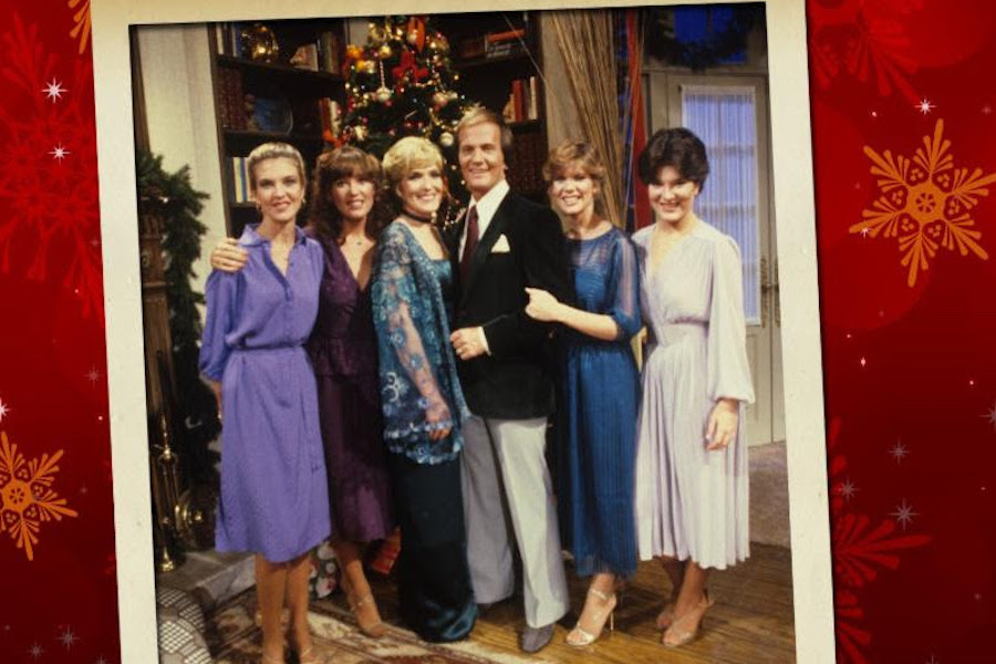 Pat Boone Christmas and Thanksgiving Specials Coming to DVD Nov. 6 From MPI