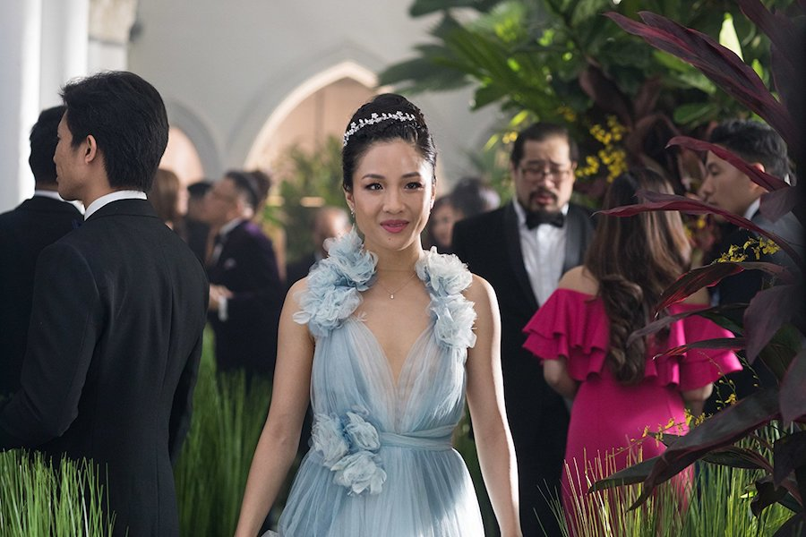 'Crazy Rich Asians' Tops Disc and Digital Redbox Charts