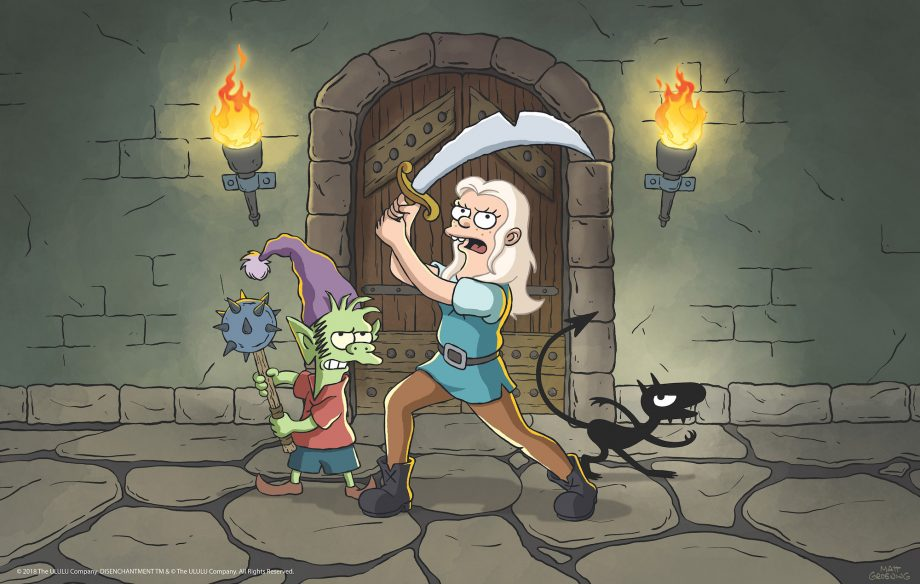 Matt Groening's 'Disenchantment' to Continue on Netflix Through 2021