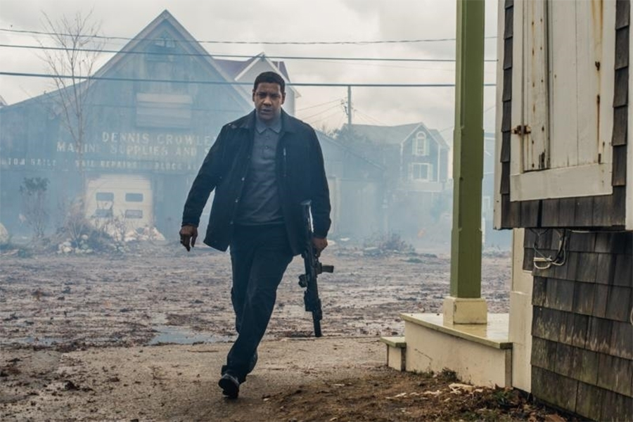 'Equalizer 2' Adds Up to No. 1 on Home Video Charts