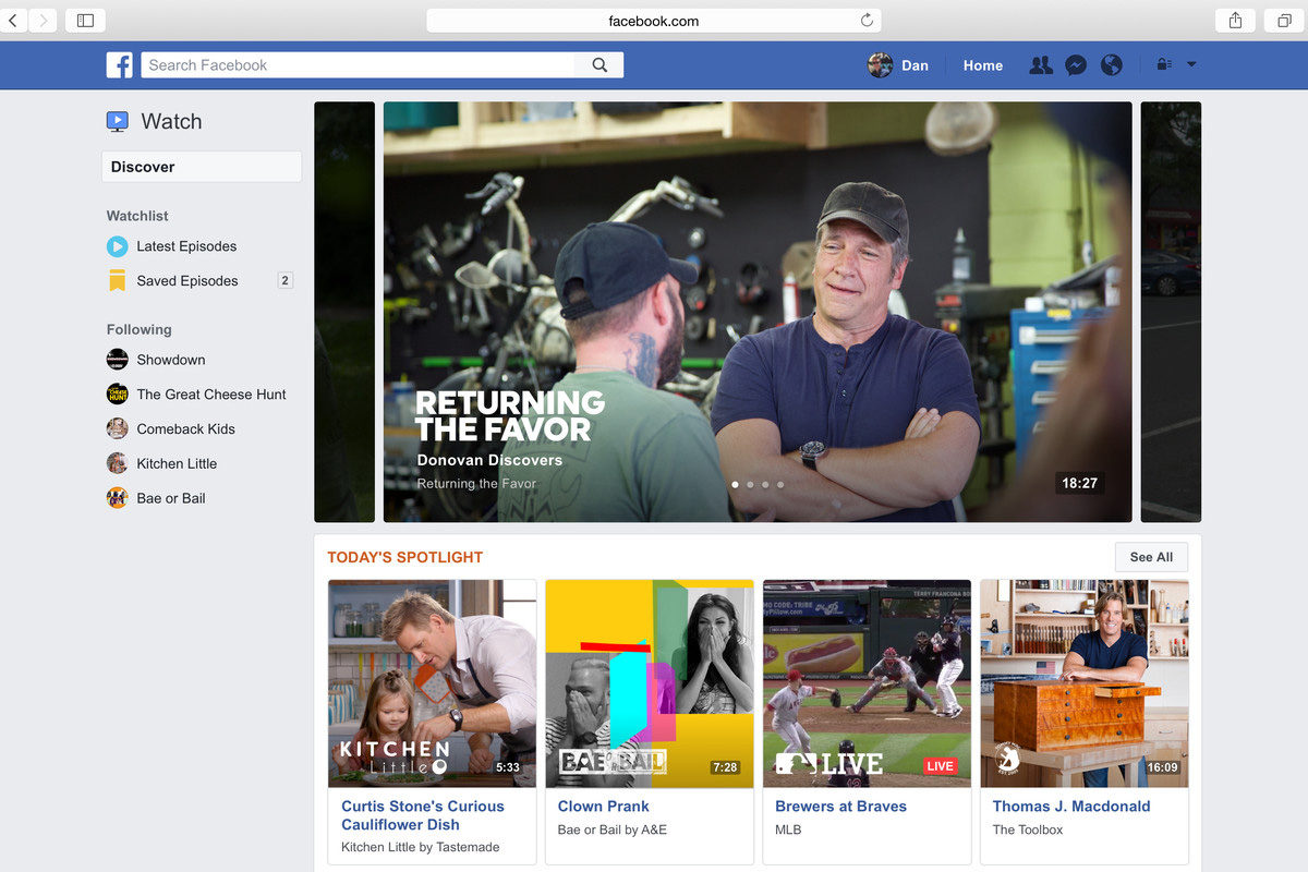 Video Remains Double-Edge Sword for Facebook