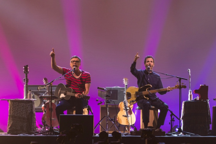 'Flight of the Conchords: Live in London' Coming on Digital Nov. 12 From HBO