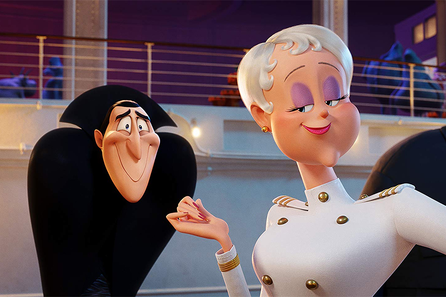 'Hotel Transylvania 3' Checks in at No. 1 on Disc Sales Charts