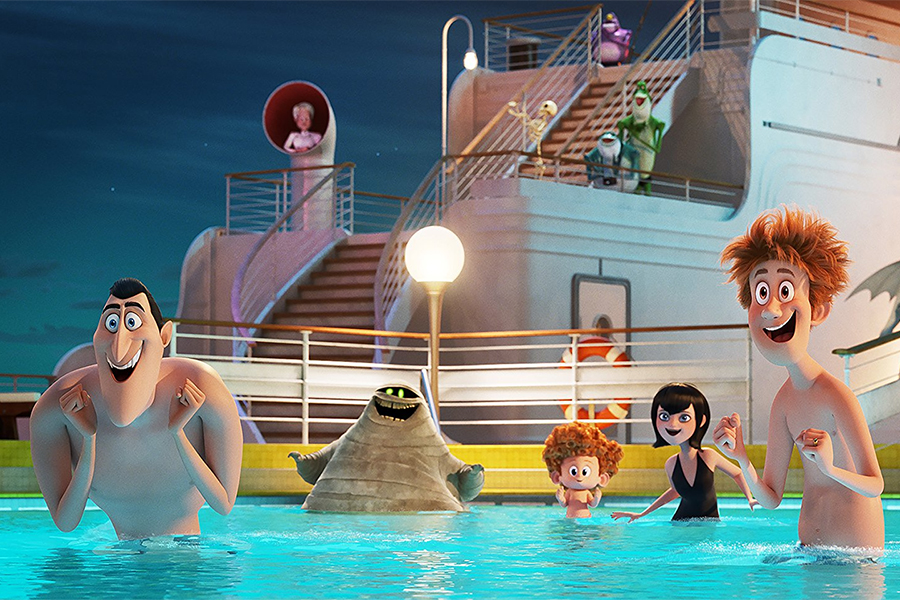 World of 'Hotel Transylvania' Expands With VR Book