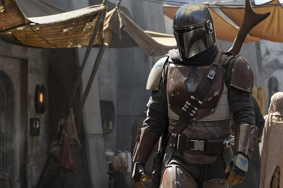 'The Mandalorian' Gives Disney+ Early Streaming Edge Over Apple TV+ Programming