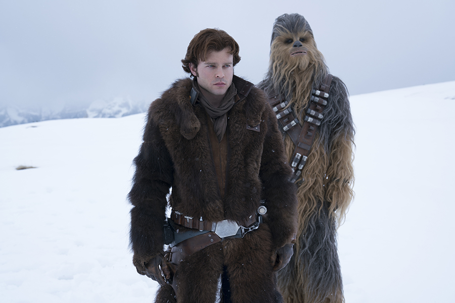 'Solo' Holds Course as No. 1 Disc Seller