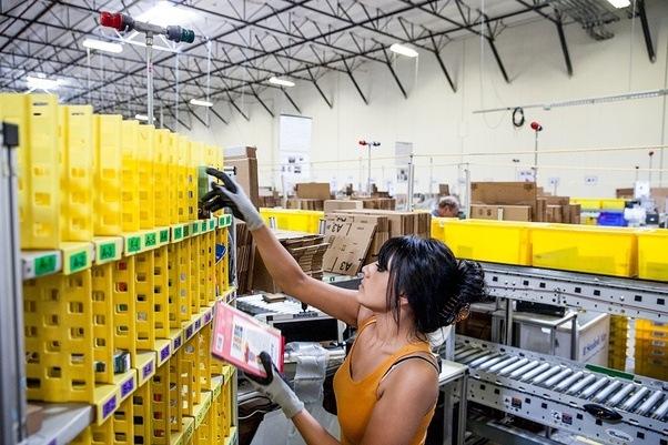 Amazon Q3 'Stores' Revenue Up 10%
