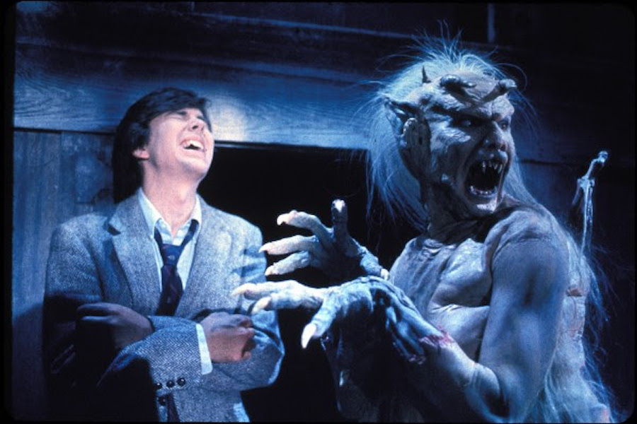 1980s Horror Film 'The Unnamable' Coming to Blu-ray and DVD Oct. 23 From Unearthed Films and MVD