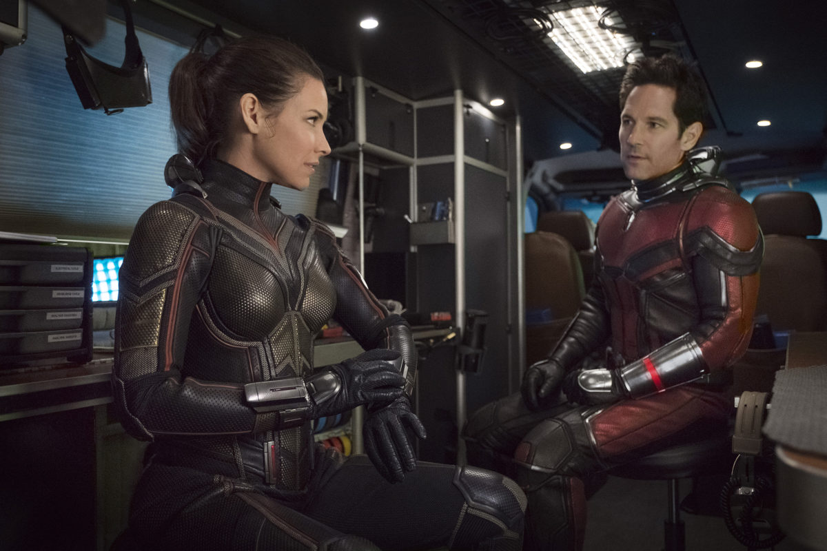 'Ant-Man and The Wasp,' 'Reprisal' Debut in Top 10 on Redbox Disc Rental Chart