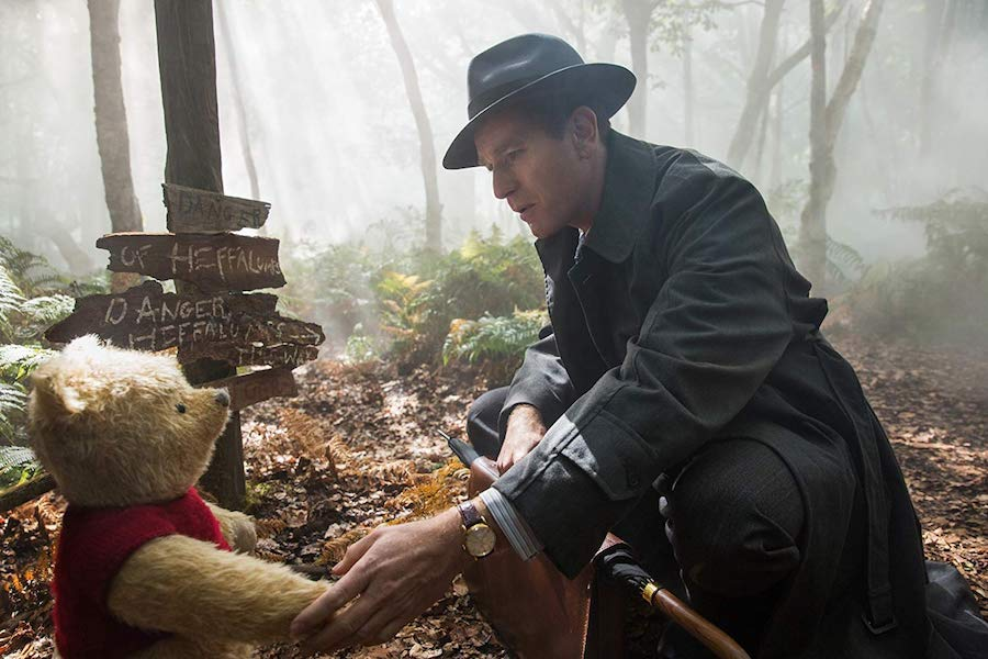 Disney's 'Christopher Robin' Coming to Disc and Digital Nov. 6