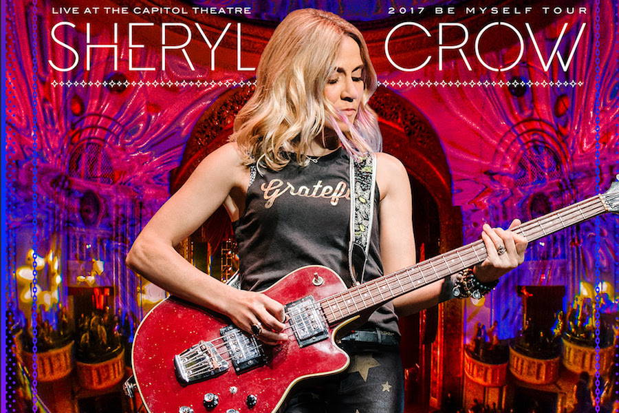 'Sheryl Crow — Live at the Capitol Theatre' Coming on Disc Nov. 9 from MVD