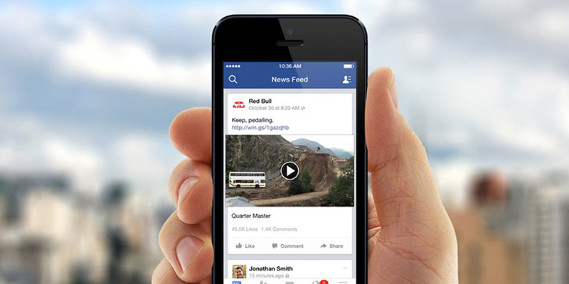 Ampere: Facebook Video Losing Traction Among Users