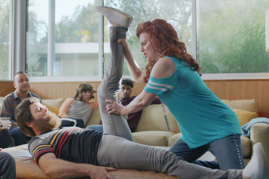 Sling TV Launches New Campaign With Megan Mullally and Nick Offerman