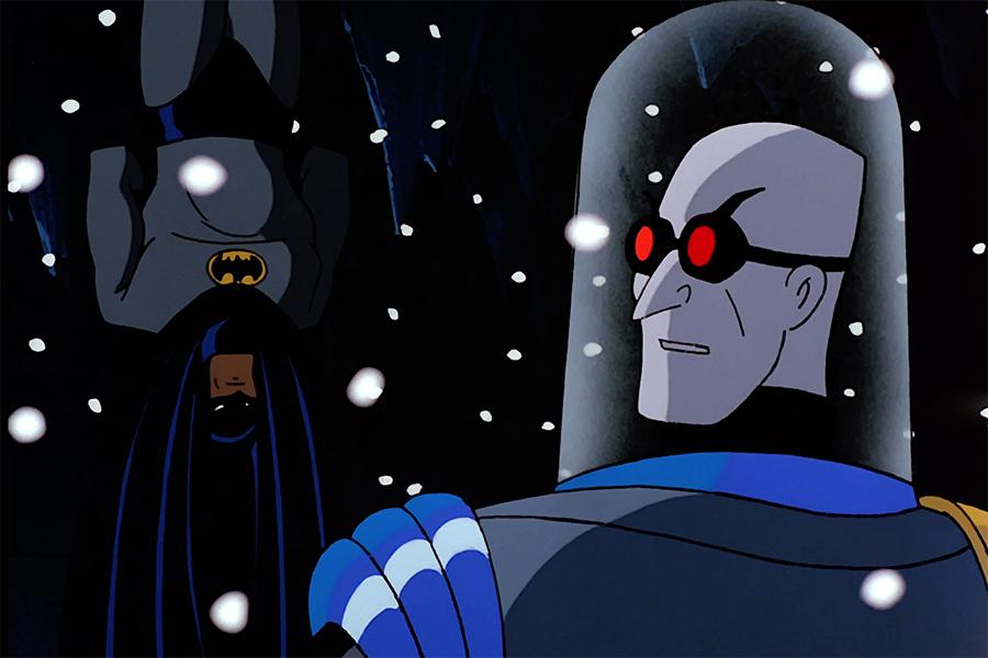 Warner Releases Streamlined 'Batman: The Animated Series' Blu-ray