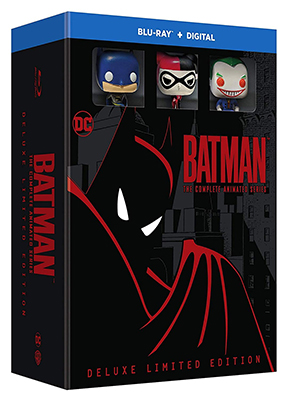 Batman: The Complete Animated Series — Deluxe Limited Edition