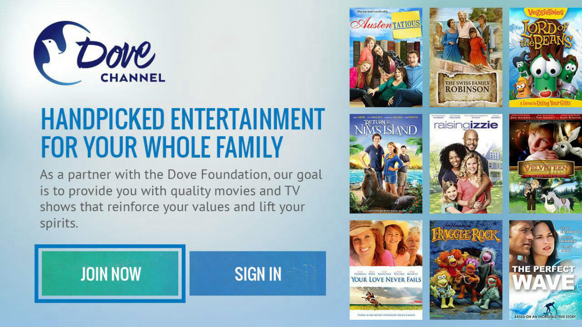 Cinedigm's Dove Channel Launches on Comcast Cable