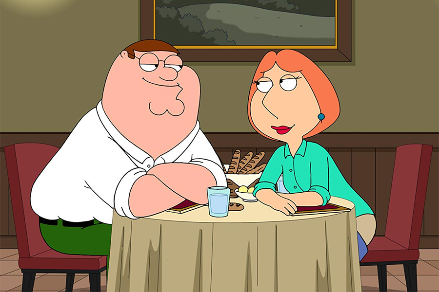 'Family Guy' Season 16 on DVD Dec. 4