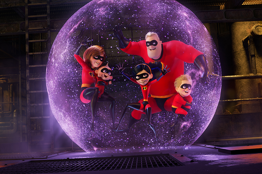 'Incredibles 2' Is Super on Home Video Charts