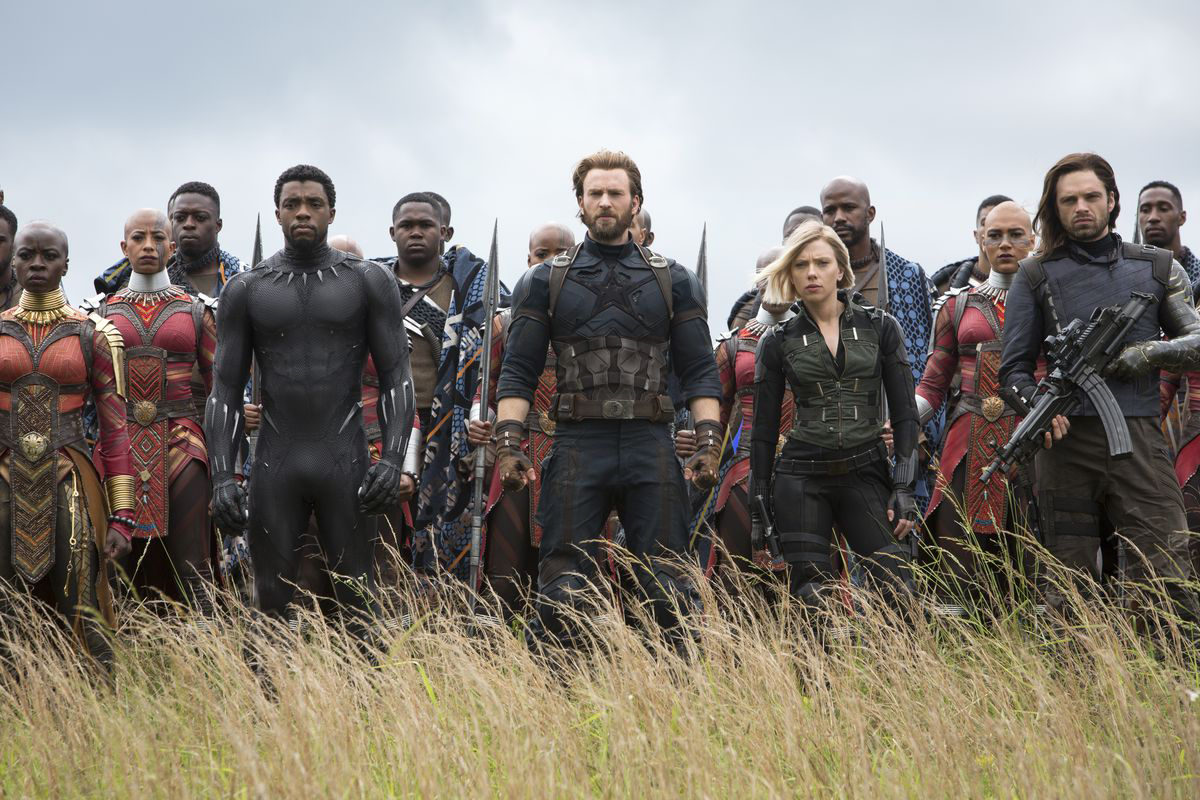 Marvel's 'Avengers: Infinity War' Home Video Sales Spur Q4 Disney Studio Results