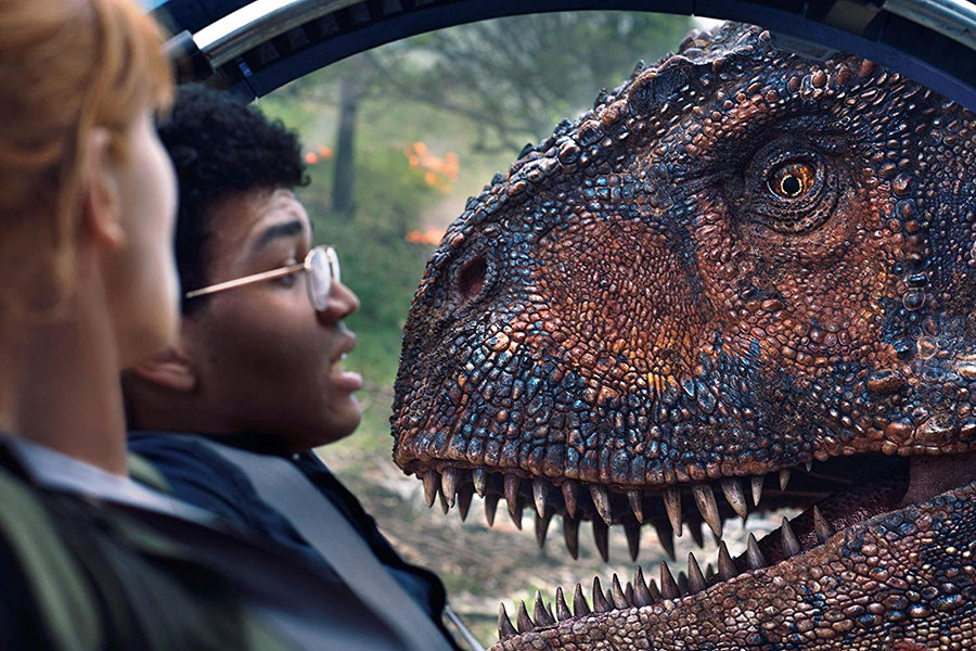 'Jurassic World: Fallen Kingdom' Reigned in September