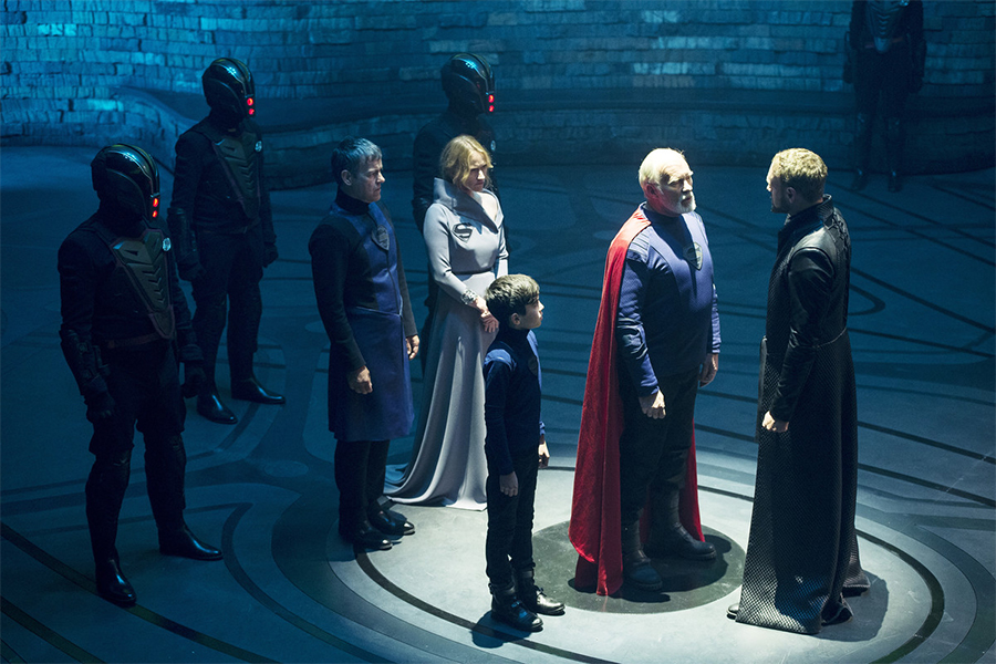 Warner Bringing Season 1 of 'Krypton' to Disc March 5